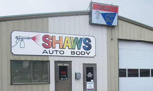 Shaw's Auto Body, Inc. - Auto Body Repair & Collision Repair Services in La Grande, OR